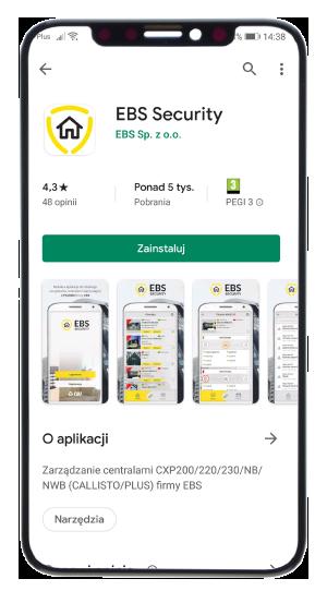Instalacja aplikacji