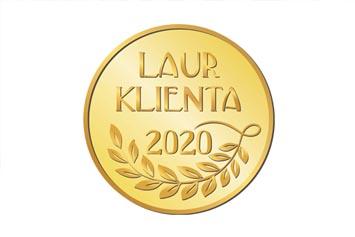 Złoty Laur klienta 2020 dla Juwentus