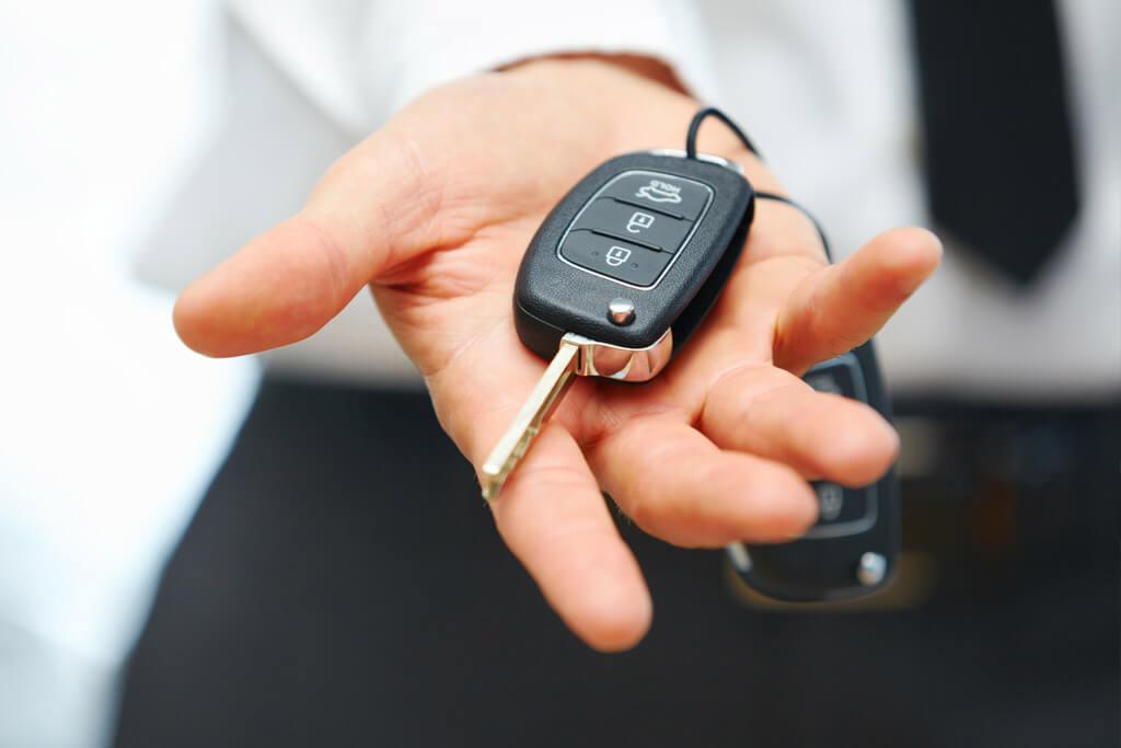Immobiliser z identyfikacją kierowcy