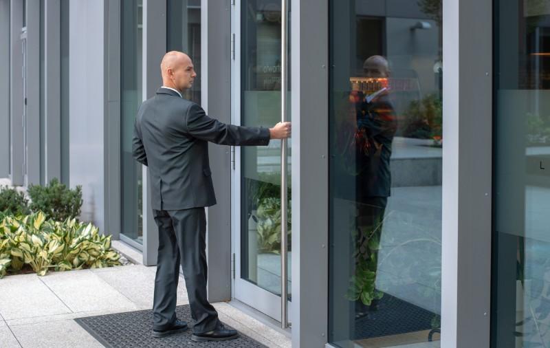 System zdalnego ryglowania drzwi