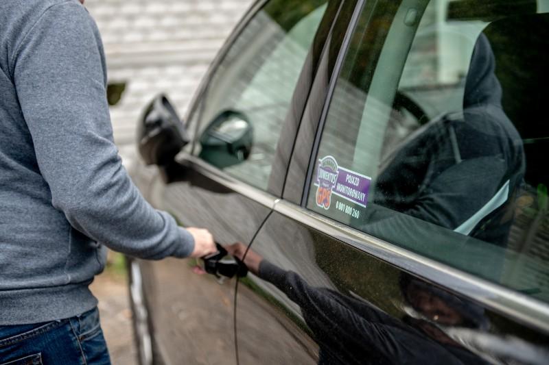 Identyfikacja kierowców